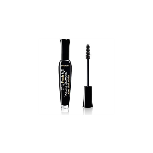 Bourjois Volume Glamour Push Up Ultra Black Mascara szempillaspirál
