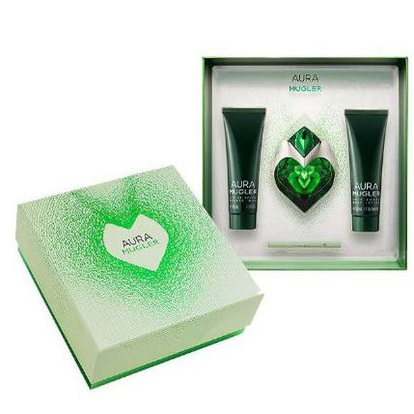 AURA Xmas Set 2018 (Edp 30ml + Perfuming Pencil + Body Lotion 50 ml)